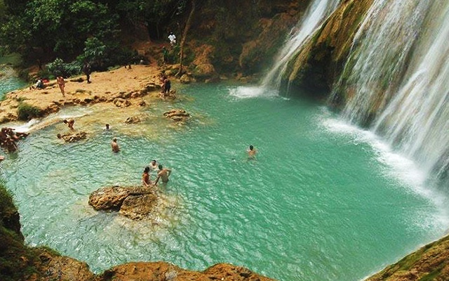 Waterfall Limon Best Low Price Excursions in Samana.
